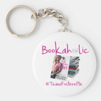 #TeamFosterette Bookaholic Keychain