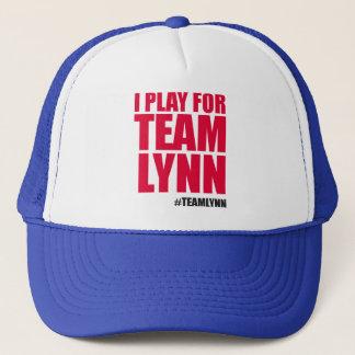 #TeamLynn Trucker Hat