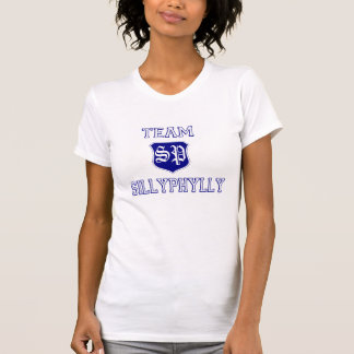 TeamSillyPhylly T-shirt