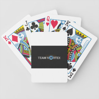 TeamVortex Bicycle Playing Cards