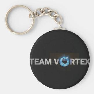 TeamVortex Keychain