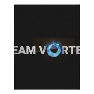 TeamVortex Letterhead