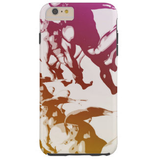 Teamwork Concept and People Running Tough iPhone 6 Plus Case