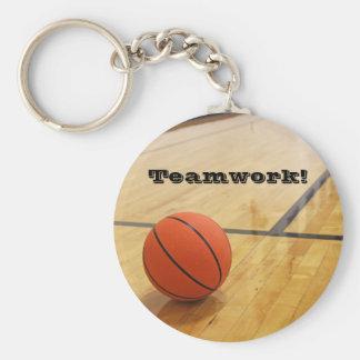 Teamwork! Keychain