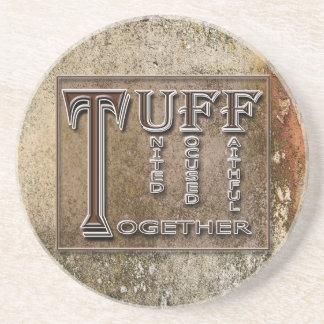Teamwork Tuff Coaster