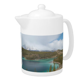 Teapot Emerald Lake