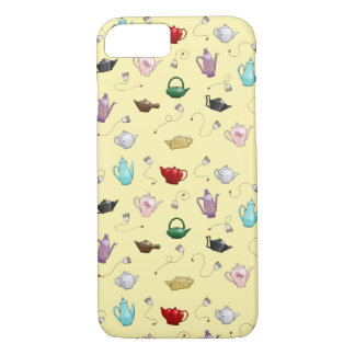 Teapot Pattern Phone Case