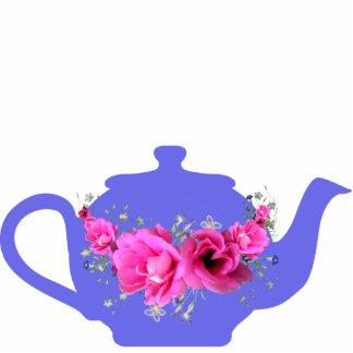 Teapot Photo Sculpture