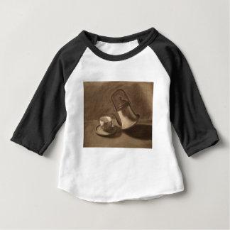 Teapot Still Life Baby T-Shirt