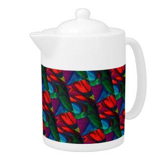 Teapot -Tulip Squared