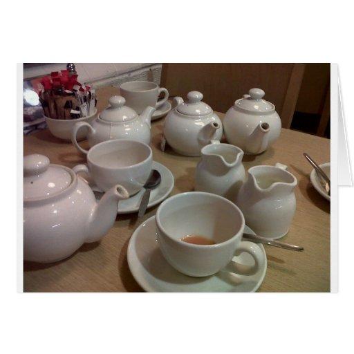 TeaPots Cards