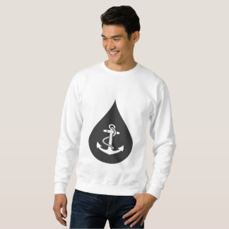 Tear Drop Anchor T - Shirt