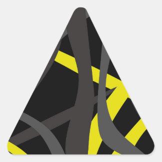 Tear it Up Tote Bag Triangle Sticker