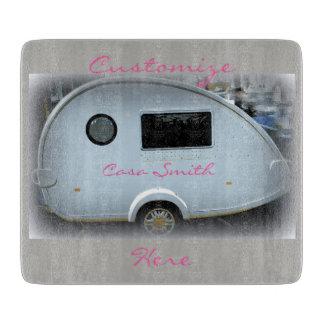 Teardrop gypsy caravan happy glamping boards