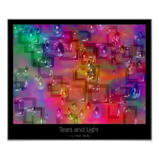 Tears and Light Poster