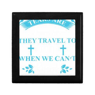 tears+are+prayers gift box