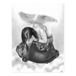 Tears in Heaven Postcard