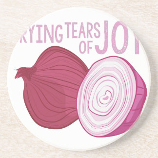 Tears Of Joy Drink Coaster