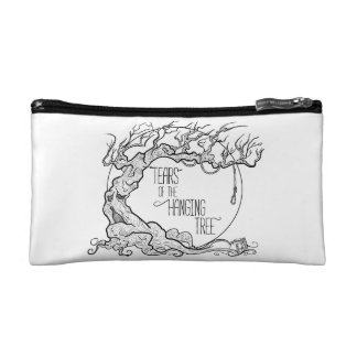 Tears of the Hanging Tree Cosmetic Bag