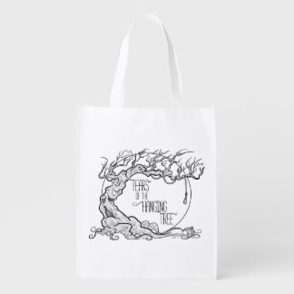 Tears of the Hanging Tree Reusable Grocery Bag