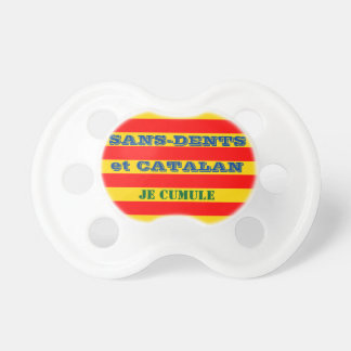 teat Catalan baby without-teeth, humour Pacifier
