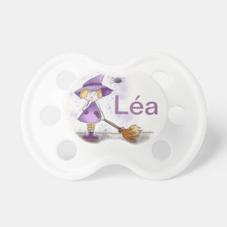 teat Lea witch Pacifier