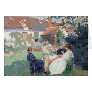 Teatime Card