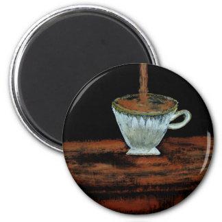 Teatime Fridge Magnet