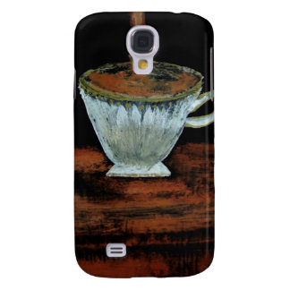Teatime Samsung Galaxy S4 Cases