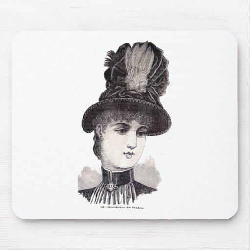 """""""Teatro"""" Mouse Pads"""