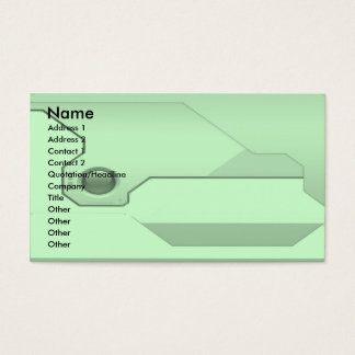 Tech-Business-Card Business Card