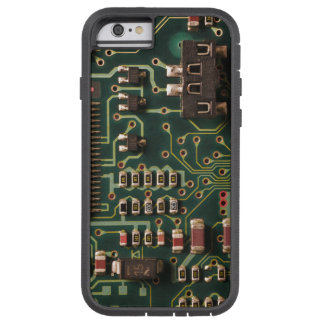Tech geek, open circuit design tough xtreme iPhone 6 case