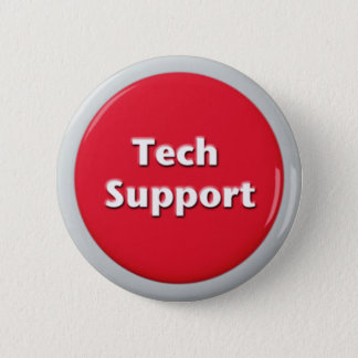 Tech Support Red Panic Button
