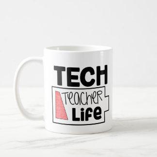 Tech Teacher Life Mug
