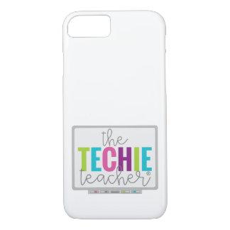 Techie Teacher Cell Phone Case