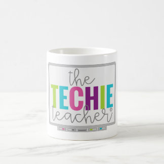 Techie Teacher Mug