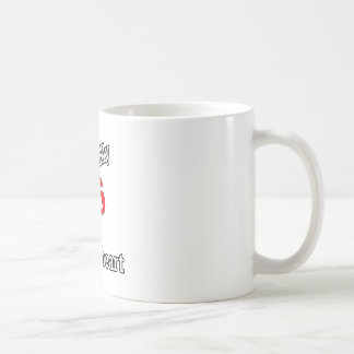 Technically 16, 18 at heart coffee mug