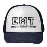 Technicien médical de secours casquettes de camionneur