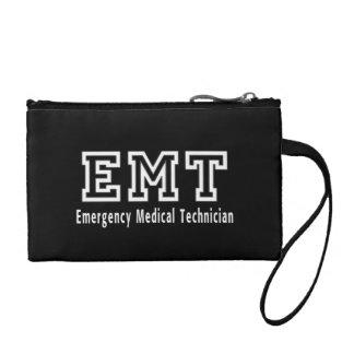 Technicien médical de secours porte-monnaie