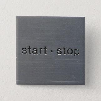 technics 1200 start 2 inch square button
