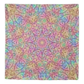 Techno Colors Kaleidoscope   Duvet Covers