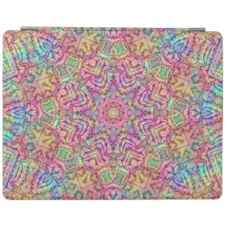 Techno Colors Kaleidoscope   iPad Smart Covers iPad Cover
