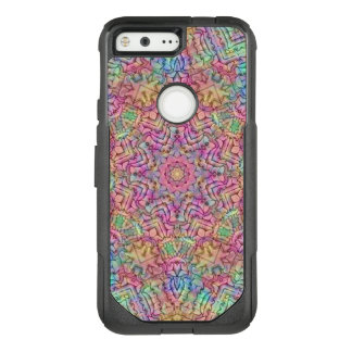 Techno Colors Kaleidoscope Otterbox Cases