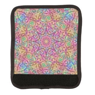 Techno Colors Luggage Handle Wrap