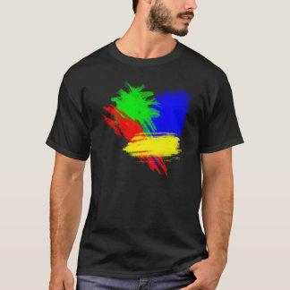 Techno Colors. T-Shirt