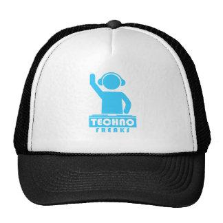 Techno Freaks Trucker Hat