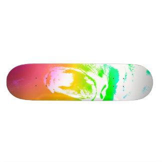 Techno Gorilla Skateboard