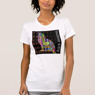 Techno Kitty T-Shirt