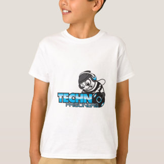 Techno Prisoners! Kids T-shirt