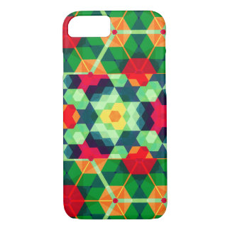 Techno Scottish iPhone 7 Case